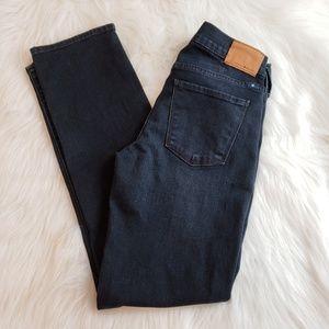 LUCKY BRAND BROOKE CROP Denim Blue Jeans Sz 00 24